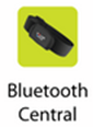 Innovationm Application Type iOS Bluetooth Central