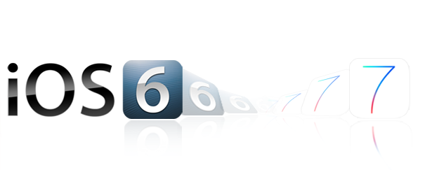 InnovationM iOS 6 to iOS 7 User Interface Changes