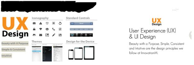 InnovationM UX Design