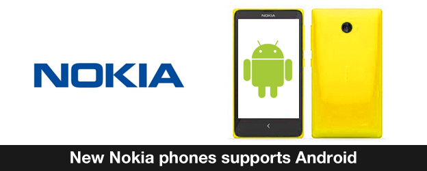 Nokia supports Android