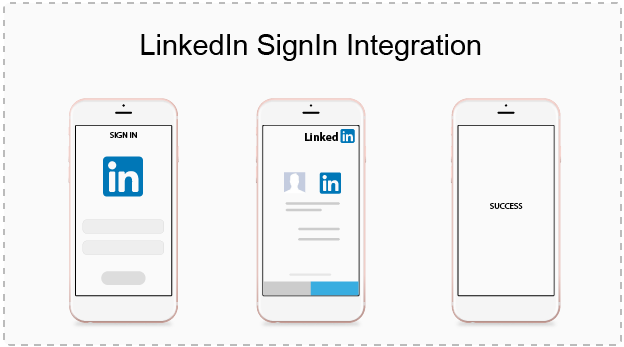 LinkedIn SignIn Integration