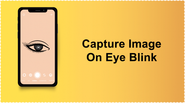 Capture Image on Eye Blink